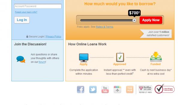 cash net loans - 2